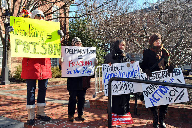 Protect MD from Fracking