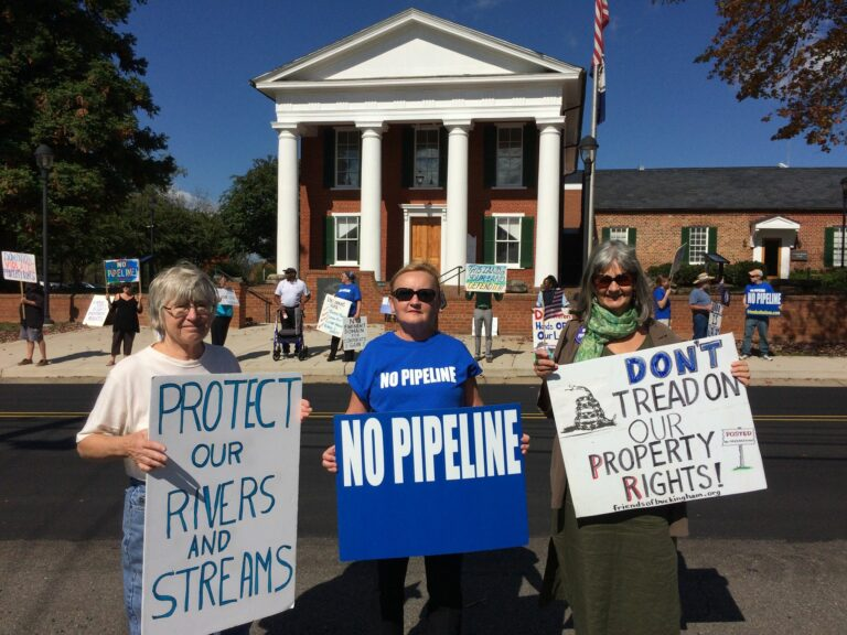 STATEMENT: Victory on Buckingham Compressor Station for Fracked Gas
