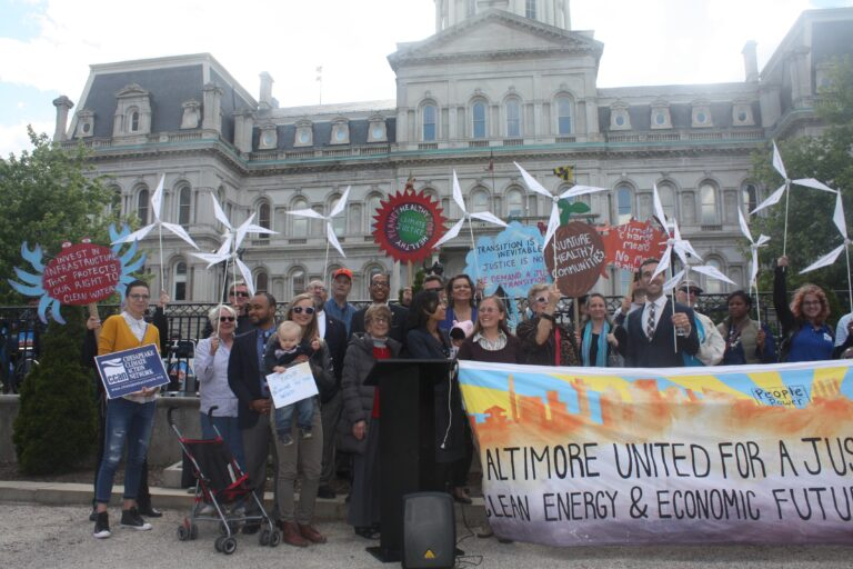 Congratulations to Baltimore for Divesting from Fossil Fuels