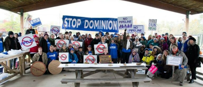 Atlantic Coast Pipeline is Dead. Dominion Energy and Duke Energy Abandon $8 billion, 600-mile Pipeline for Fracked Gas