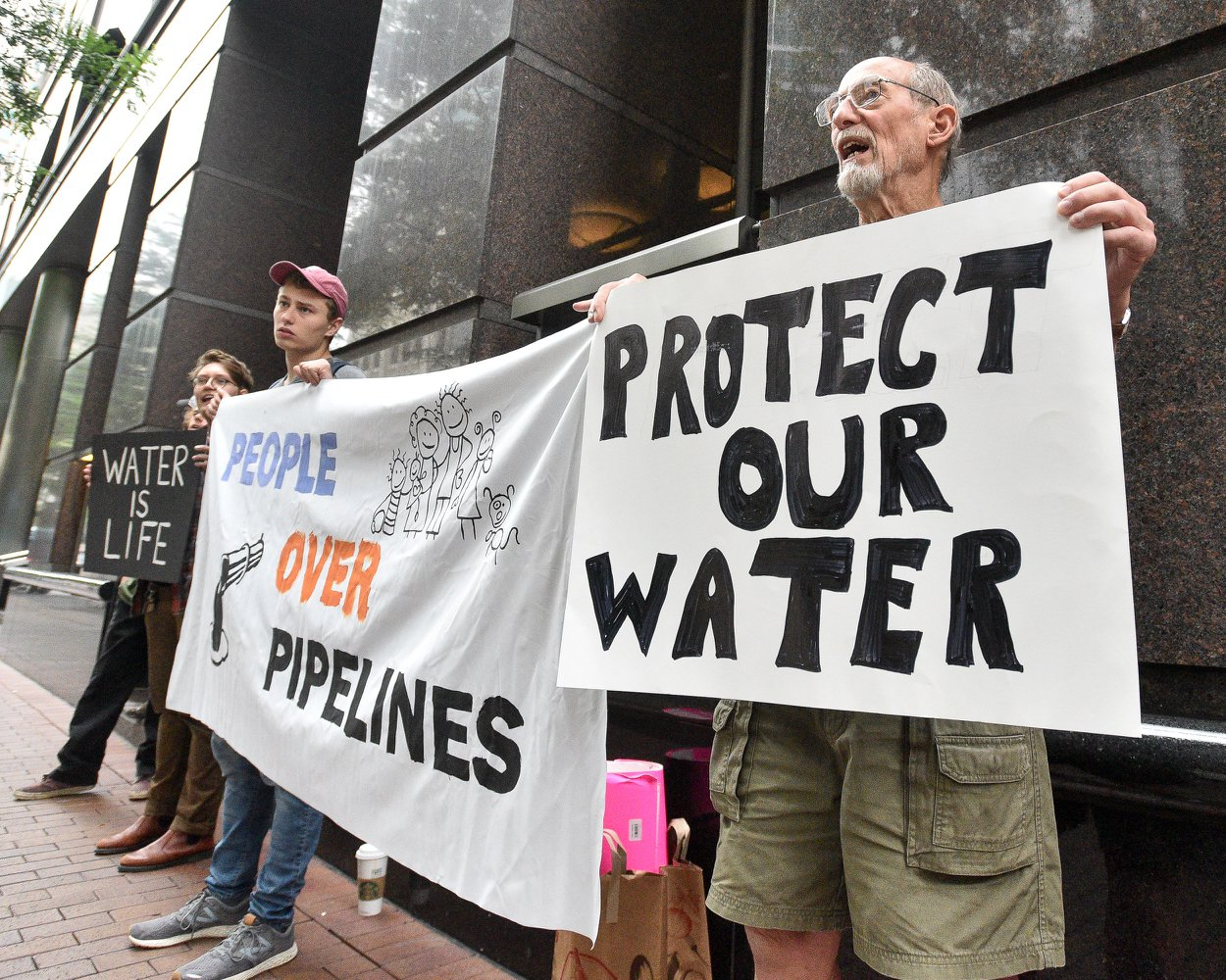 appalachians against pipelines