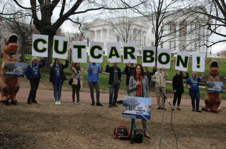 Cut Carbon in Virginia!