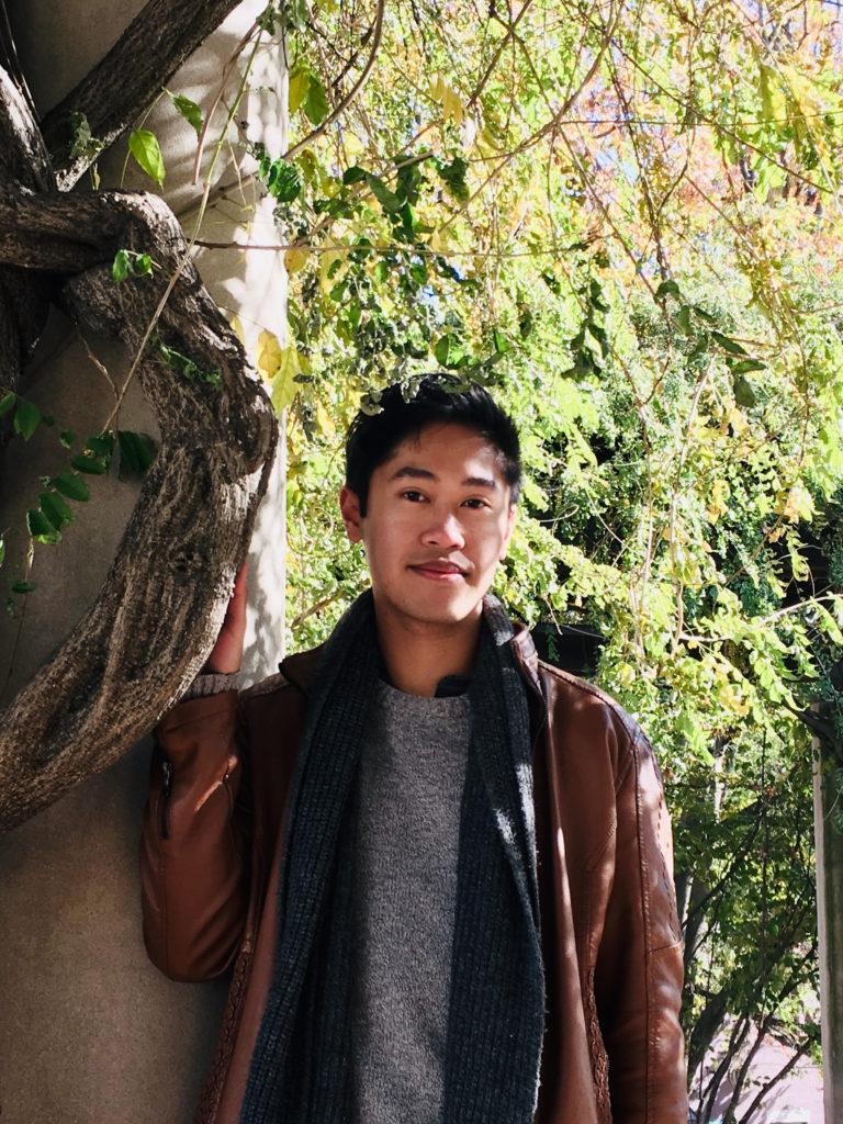 Meet a CCANer: Paolo Mutia