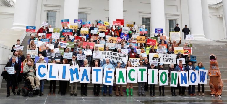 Thank Virginia Leaders for Supporting 100% Clean Energy