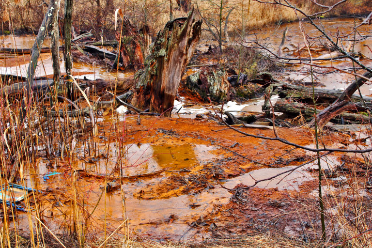 Acid Mine Drainage: The Weirdest and Worst Fossil Fuel Impact You've Never Heard Of