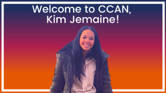 Welcome to CCAN, Kim Jemaine!