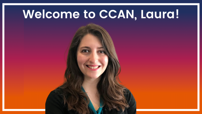 Welcoming our new Communications Director - Laura Cofsky!