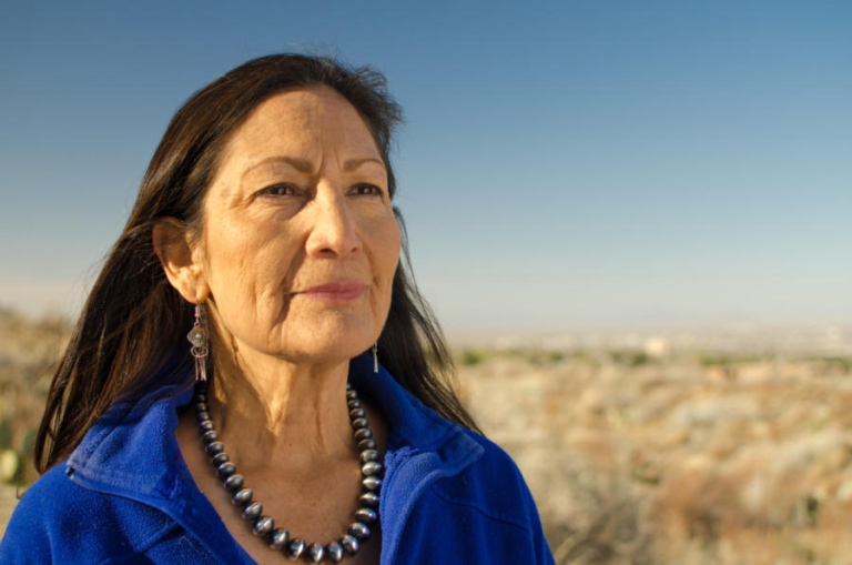 Breaking Boundaries and Re-imagining them: Deb Halaand and the Turning Point for Equitable Land Use.